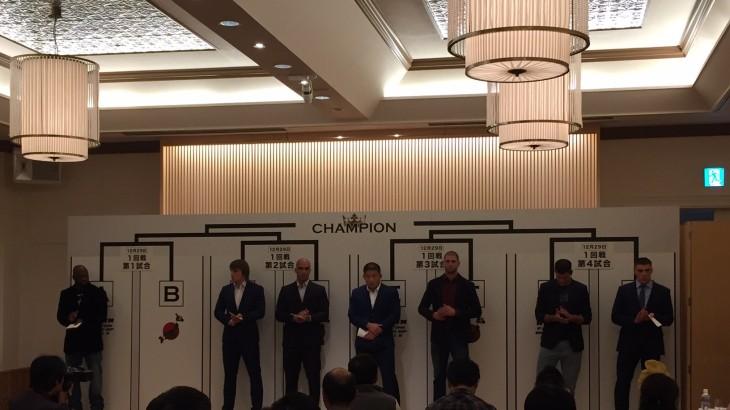 RIZIN FF Announces 8-Man Heavyweight Tournament on Dec. 29 & 31