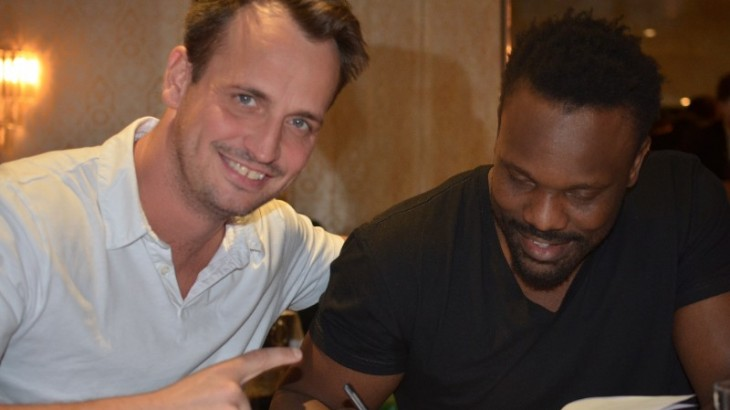 Dereck Chisora Signs Multi-Fight Deal with Team Sauerland