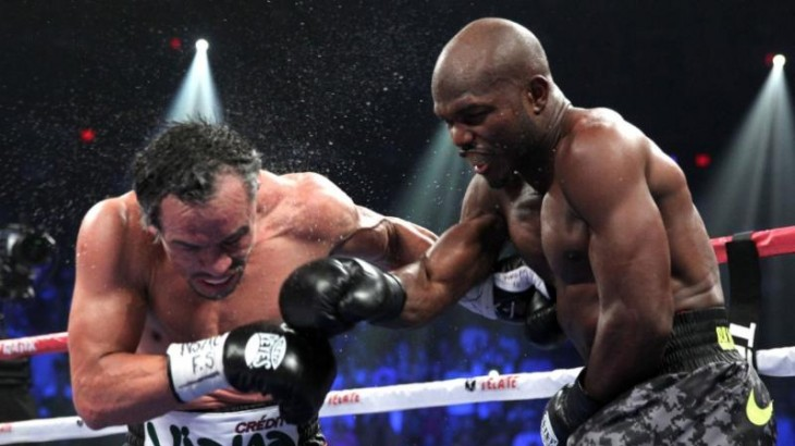 Timothy Bradley to Attend 29th Annual Ring 8 Holiday Awards Ceremony on Dec. 19 in New York