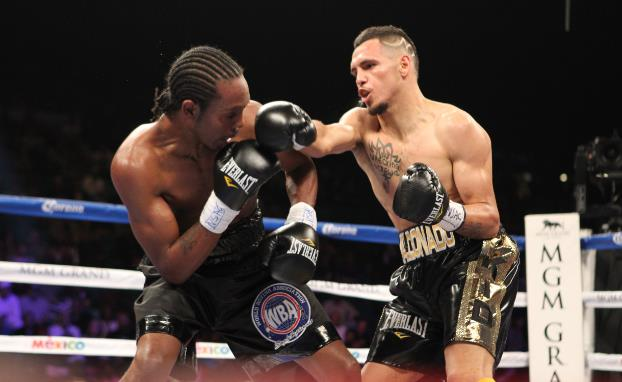 Fidel Maldonado Jr. Signs Multi-Year Contract with Golden Boy Promotions