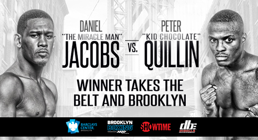 Daniel Jacobs vs. Peter Quillin Media Conference Call Transcript & Audio