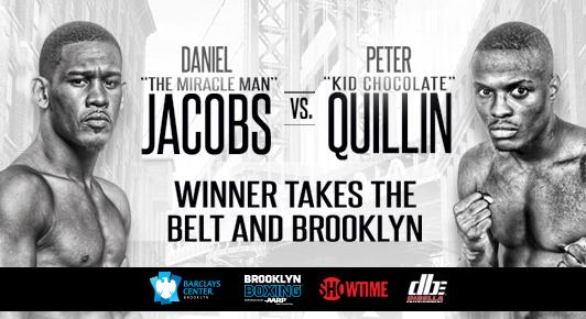 Daniel Jacobs vs. Peter Quillin Media Conference Call Transcript & Audio