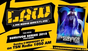 Nov. 22 Edition of The LAW – WWE Survivor Series Review