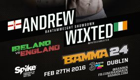 Four More Bouts Added to BAMMA 24