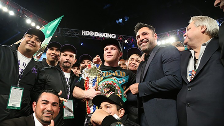 Full Report & Photos – HBO PPV: Canelo Alvarez Defeats Miguel Cotto
