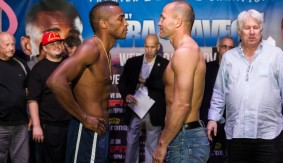 PBC on ESPN: Lara vs. Zaveck Weigh-in Results & Photos