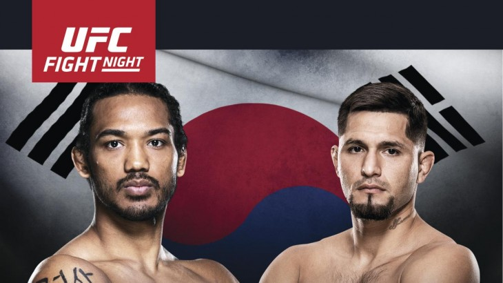 UFC Fight Night Seoul: Benson Henderson vs. Jorge Masvidal – Fight Network Preview
