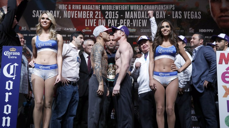 HBO PPV: Cotto vs. Canelo Weigh-in Results, Photos & Video Replay from Las Vegas