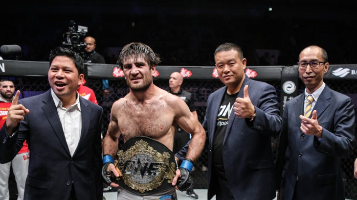 Full Report & Photos – ONE Championship: Dynasty of Champions LIVE on Fight Network