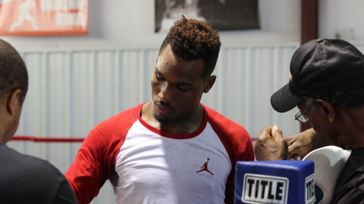 PBC on NBC: Charlo vs. Campfort Workout Photos & Quotes