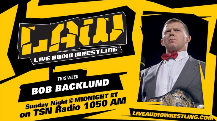 Nov. 29 Edition of The LAW feat. Bob Backlund