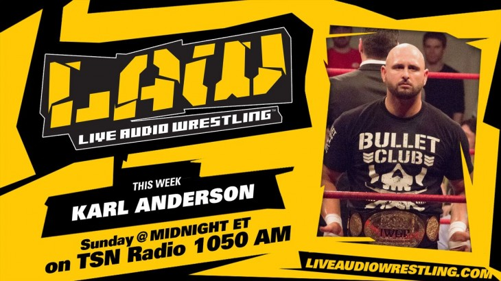 Nov. 1 Edition of The LAW feat. Karl Anderson & Bobby Lashley