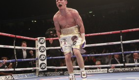 Crolla Achieves Emotional World Title Dream