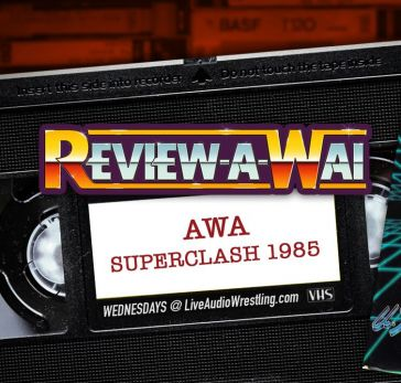 Review-A-Wai – AWA SuperClash '85