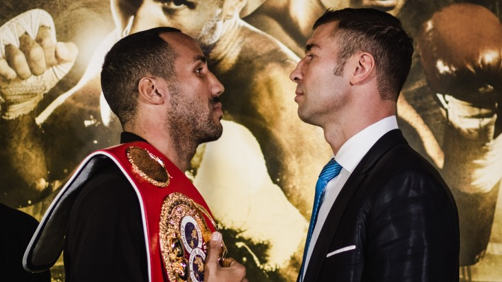 James DeGale vs. Lucian Bute Press Conference Quotes & Photos