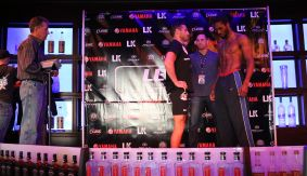 Legacy FC 48 Weigh-in Results & Photos from Louisiana
