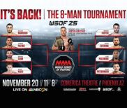 Video Highlights & Results – WSOF 25: Lightweight Tournament LIVE on Fight Network