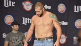 Bellator 146: Kato vs. Manhoef Weigh-in Results, Photos & Video Replay