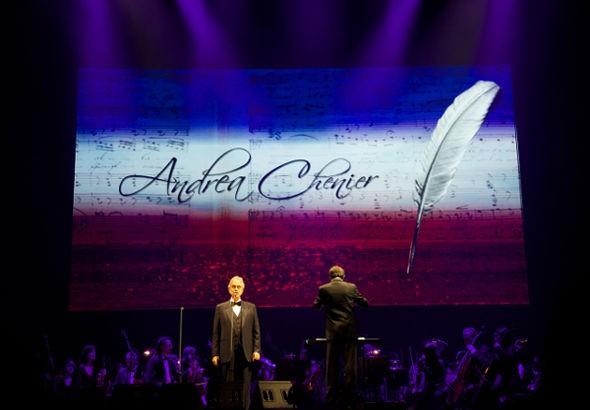 Andrea Bocelli Becomes Latest IJF Ambassador