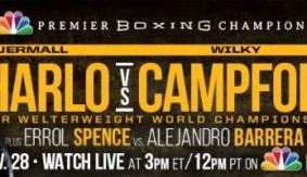 John Molina Jr. vs. Jorge Romero Added to PBC on NBC on Nov. 28 in Dallas