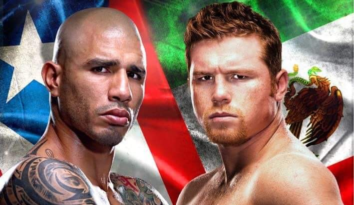 Quick Shots – HBO PPV: Canelo Decisions Cotto; Claims WBC Middleweight Title