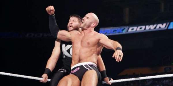 LAW Nov. 23 Update – Cesaro Suffers Torn Left Rotator Cuff
