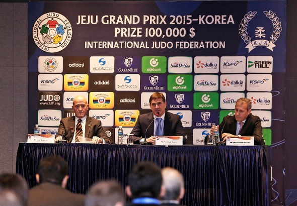 IJF Jeju Grand Prix 2015 Preview