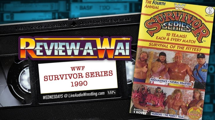 Review-A-Wai – WWF Survivor Series '90