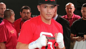 Giovani Santillan Remains Unbeaten, Stops Rosbel Montoya in Second Round