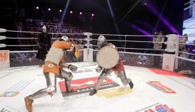 M-1 Medieval Knight Fight Added to M-1 Challenge 63 on Dec. 4 in St. Petersburg, Russia