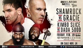 FN Video: Ken Shamrock vs. Royce Gracie Announced for Bellator 149 and More on Newsmakers