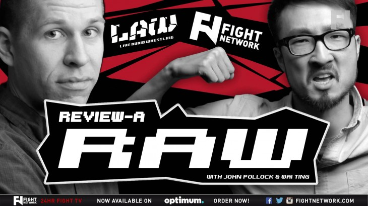 "FN Video: Review-A-Raw 11/24/15 – ""Fool Me Once, Sheamus"""