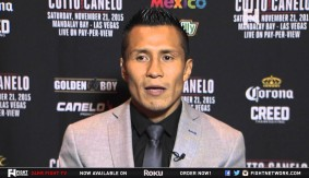 "HBO PPV: Francisco Vargas – ""Sooner or Later, We're Going to Fight in the Center"""