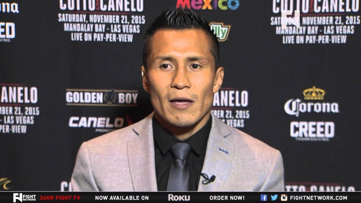"""HBO PPV: Francisco Vargas – """"Sooner or Later, We're Going to Fight in the Center"""""""