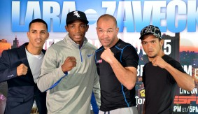 PBC on ESPN: Lara vs. Zaveck Final Presser Quotes & Photos