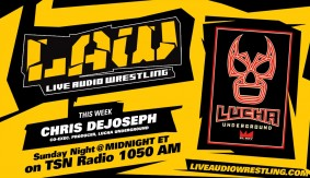 Nov. 15 Edition of The LAW feat. Chris DeJoseph of Lucha Underground