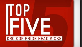 Top 5 – Mirko Cro Cop Head Kicks
