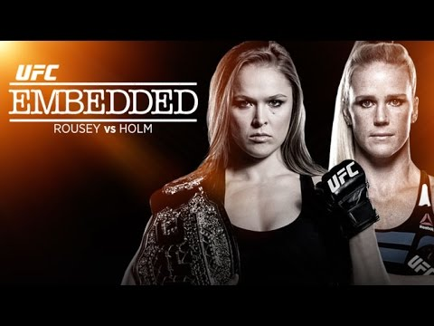 UFC 193 Embedded Review – An Inflated Tale