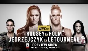 UFC 193: Pros Predict Ronda Rousey vs. Holly Holm