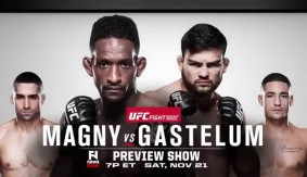 UFC Fight Night Monterrey: Kelvin Gastelum vs. Neil Magny – Fight Network Preview