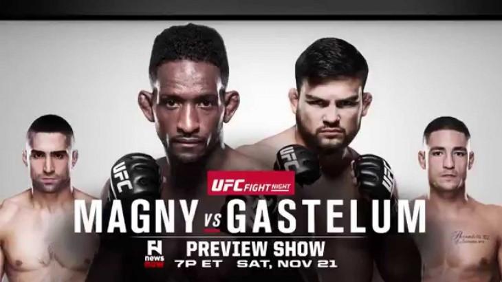 UFC Fight Night Monterrey: Kelvin Gastelum vs. Neil Magny – Fight Network Preview