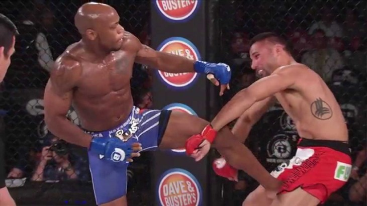 Video – Bellator MMA: Foundations with Ricky Rainey
