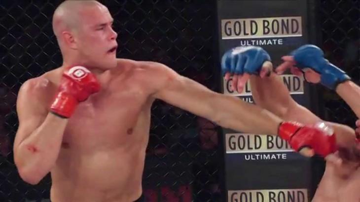 Video – Bellator MMA: Foundations with Derek Anderson