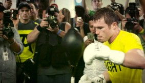 Video – Canelo Alvarez San Diego Media Workout