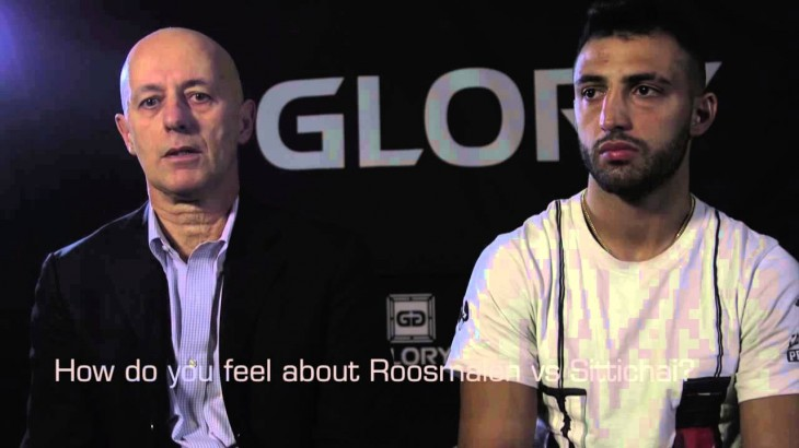 Video – GLORY 25 Milan: Giorgio Petrosyan Pre-Fight Interview