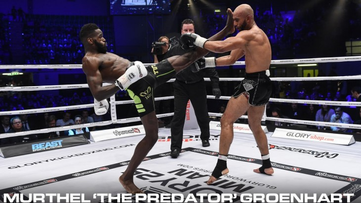 Video – GLORY 26 Amsterdam: Murthel Groenhart Pre-Fight Interview