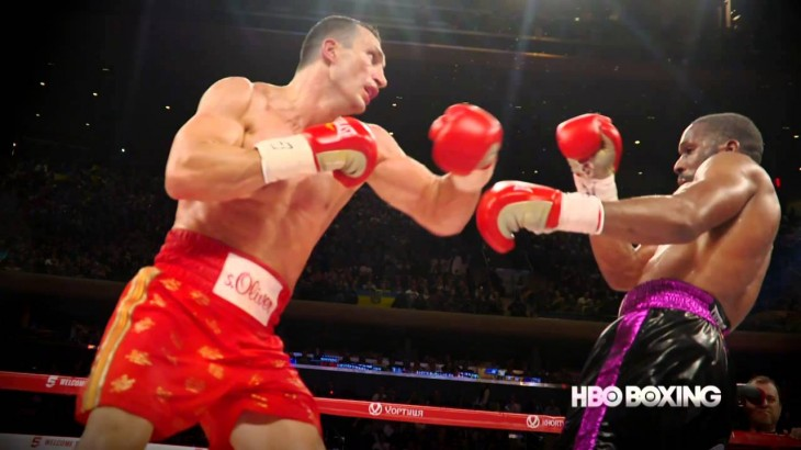 Video – HBO Boxing: Hey Harold!: Klitschko vs. Fury