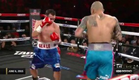 Video – HBO Boxing: Miguel Cotto vs. Daniel Geale Full Fight