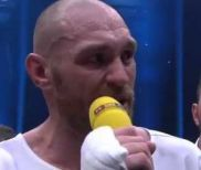 Video – HBO Boxing: Tyson Fury Post-Fight Interview