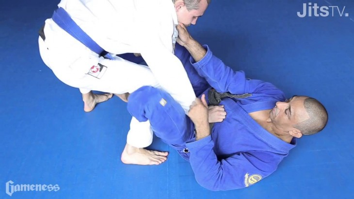 Video – JitsTV: Alternate Omoplata Finishes with Lee Livingstone Pt. 3